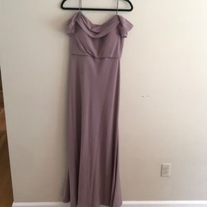 Jenny Yoo Bridesmaid Dress - Fig
